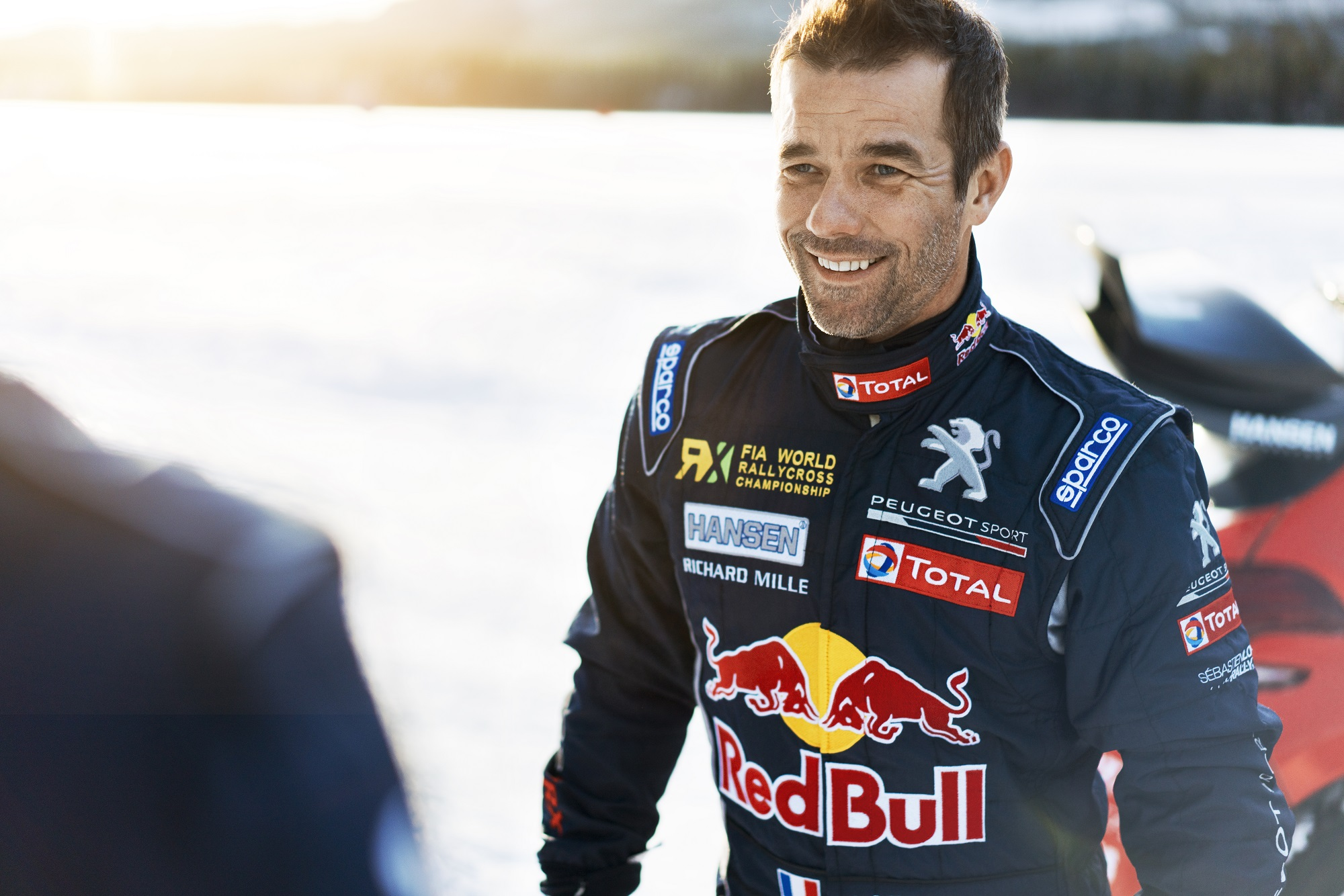 Neste world rx of latvia q a with sebastien loeb neste world rx of latvia - Voiture sebastien loeb ...