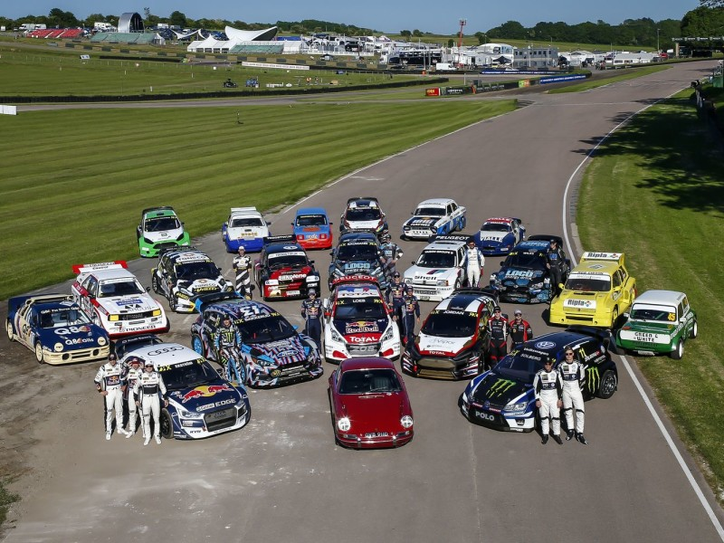 WORLD RX OF GREAT BRITAIN 2017