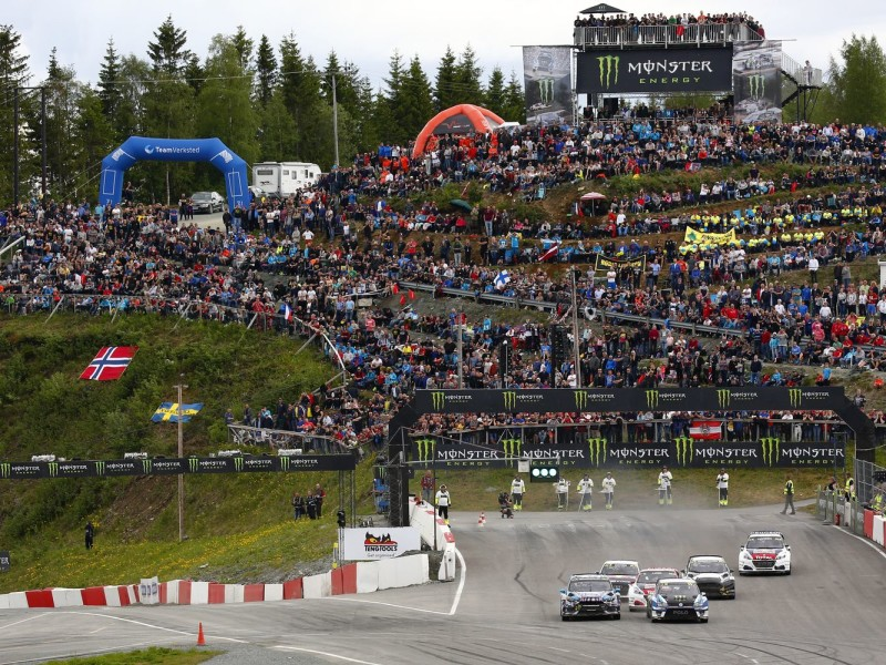 TEAM VERKSTED WORLD RX OF NORWAY 2017