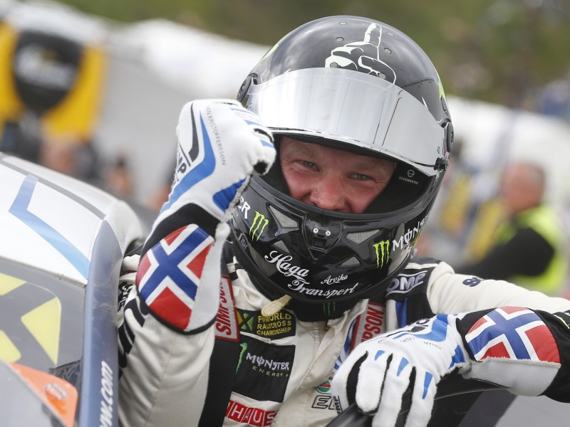 KRISTOFFERSSON TAKES HEROIC WIN IN NORWAY