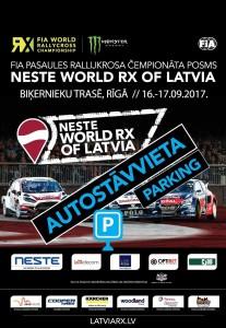 NesteLatviaRX2017_Parking_