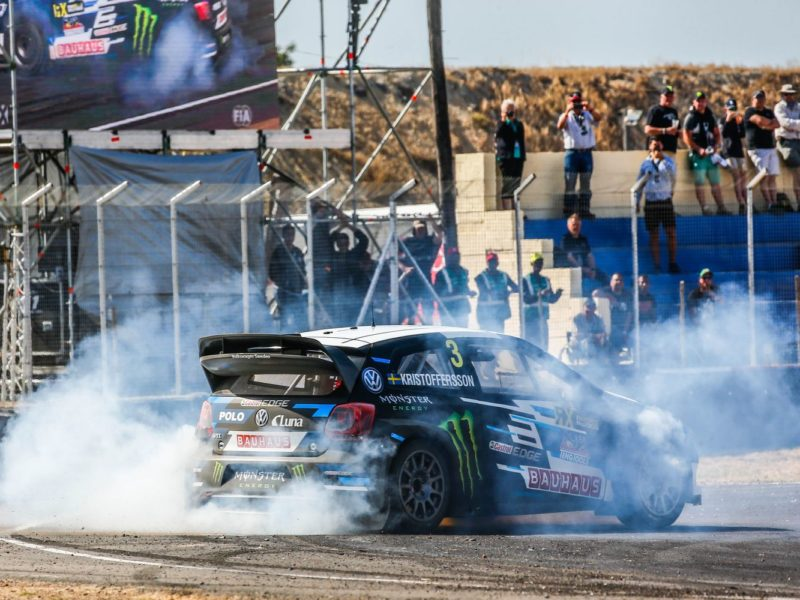 KRISTOFFERSSON WINS FIRST EVER RX EVENT IN AFRICA