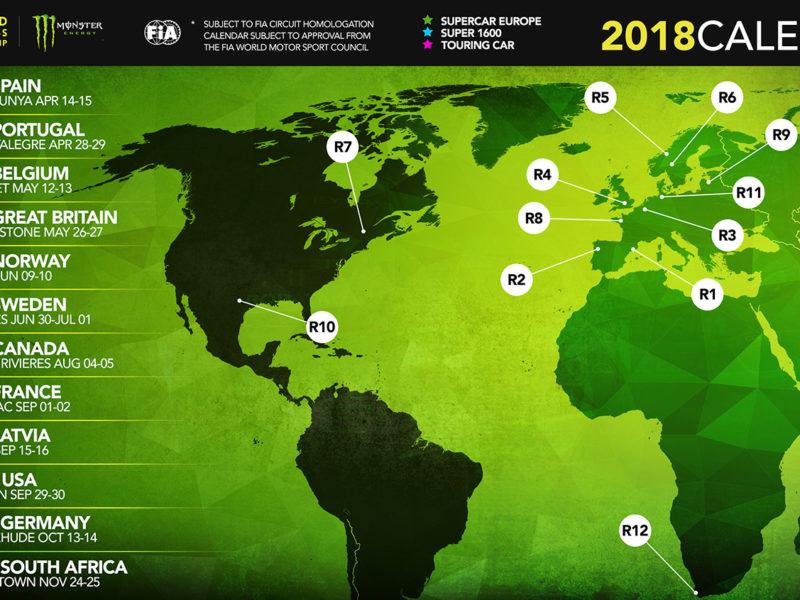 NESTE WORLD RX OF LATVIA NOTIKS 2018. GADA 15. UN 16. SEPTEMBRĪ