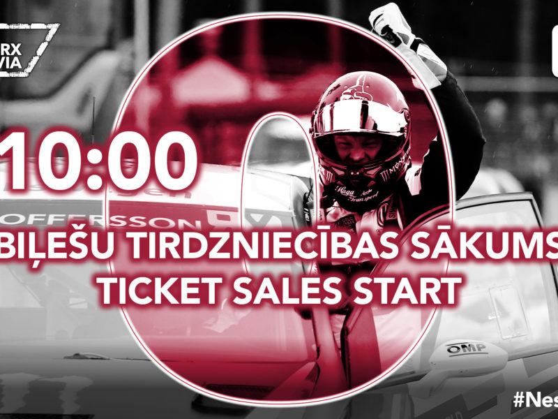 Neste Latvia RX ieejas biļetes pērc tagad