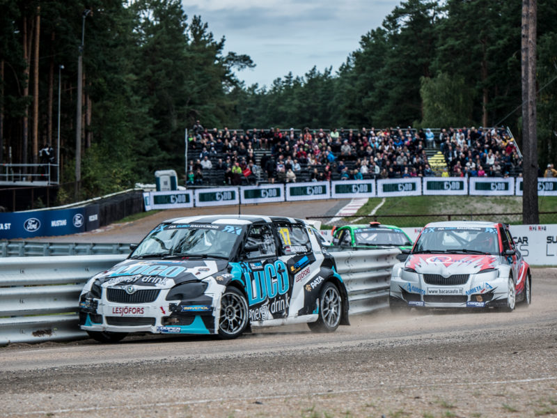 2018 EURO RX SUPER1600 ENTRY LIST REVEALED
