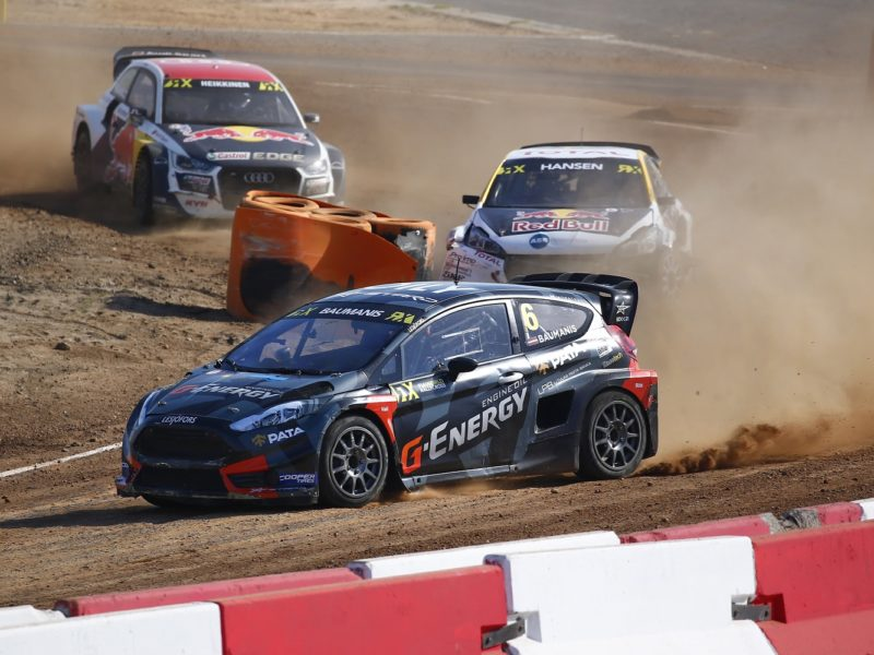 2018 WORLD RX ENTRY LIST REVEALED