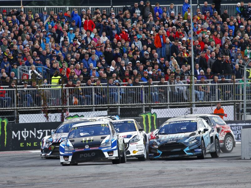 FIA WORLD RALLYCROSS CHAMPIONSHIP LIVE BROADCASTS TO BE AVAILABLE ON LTV7 AND LMT STRAUME