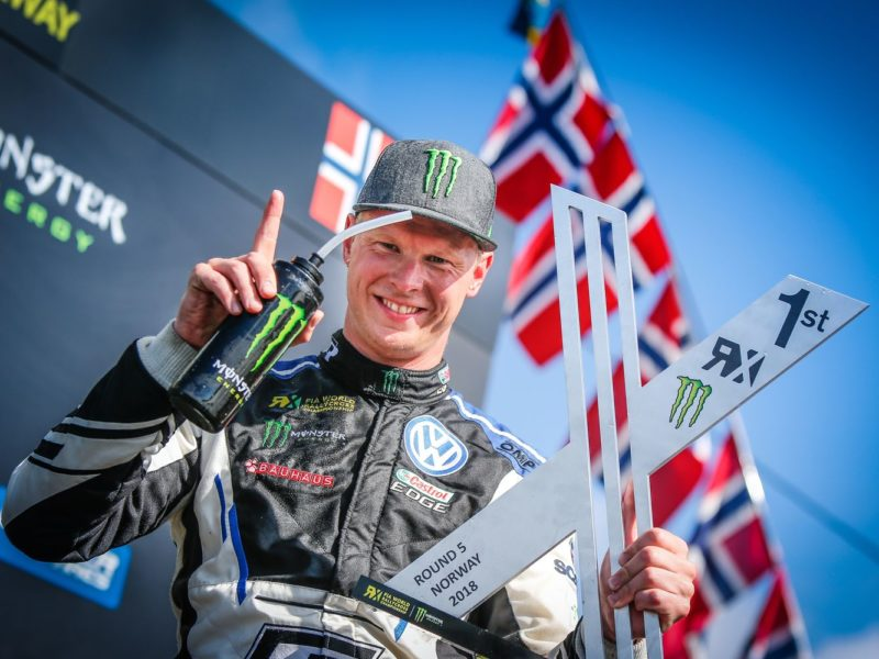 WORLD RX OF NORWAY 2018
