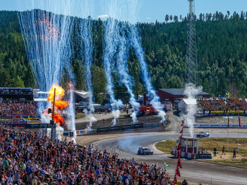 WORLD RX OF SWEDEN 2018