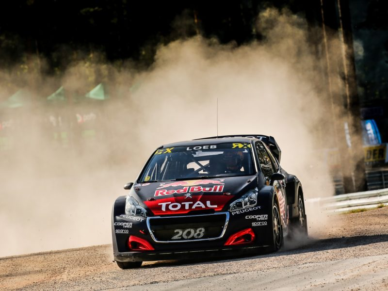 PEUGEOT ONE-TWO IN NESTE LATVIA RX Q3