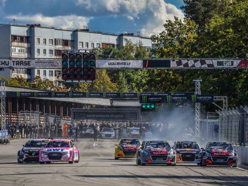 LATVIA TO CONTINUE HOSTING THE FIA WORLD RALLYCROSS CHAMPIONSHIP IN 2019