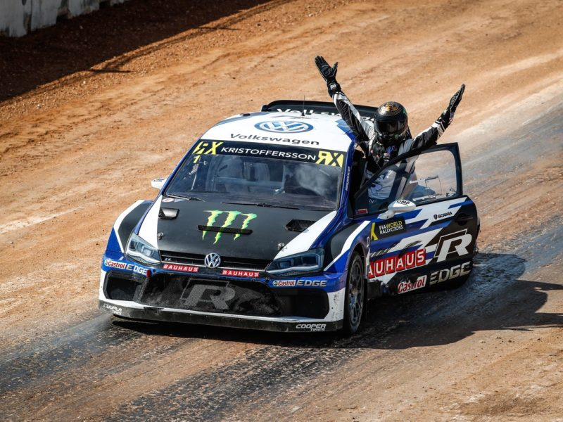 KRISTOFFERSSON CROWNED WORLD RX CHAMPION AT COTA
