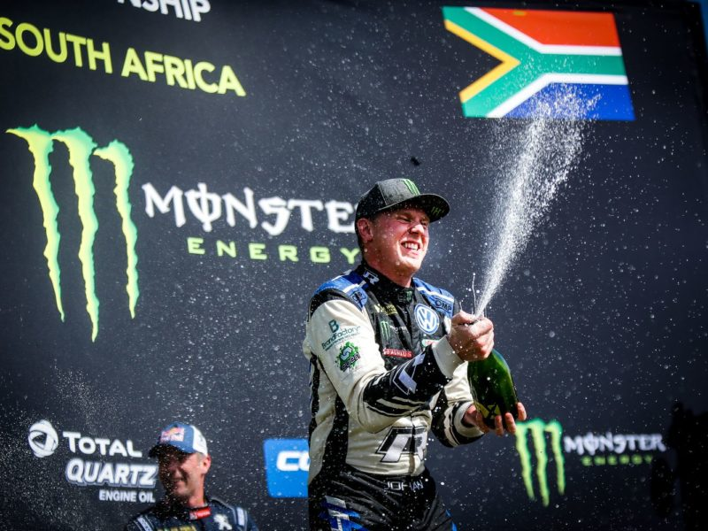 WORLD RX OF SOUTH AFRICA 2018