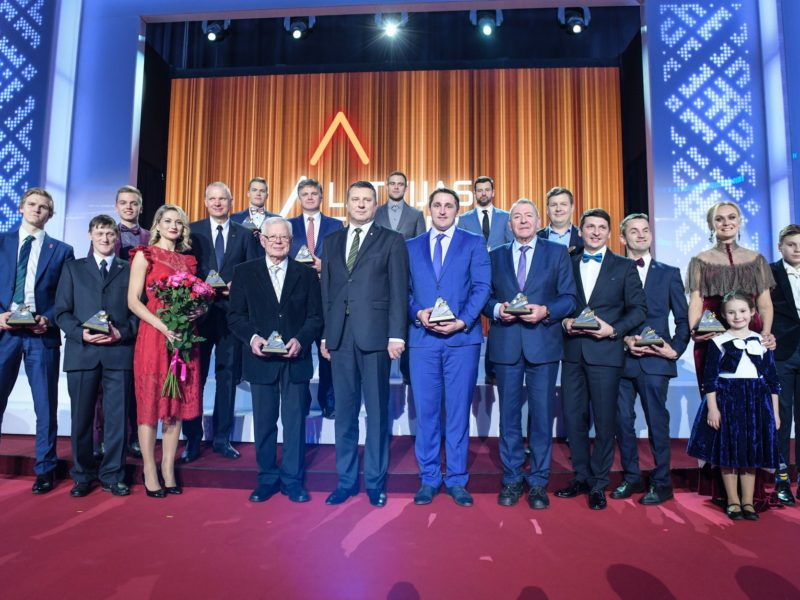 NESTE WORLD RX OF LATVIA EARNS LATVIAN ANNUAL SPORTS AWARD 2018