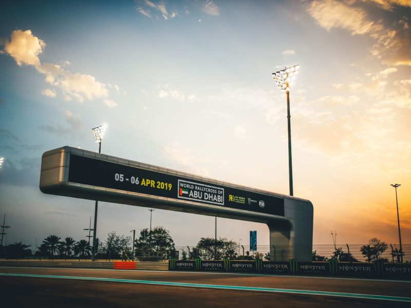WORLD RX OF ABU DHABI 2019