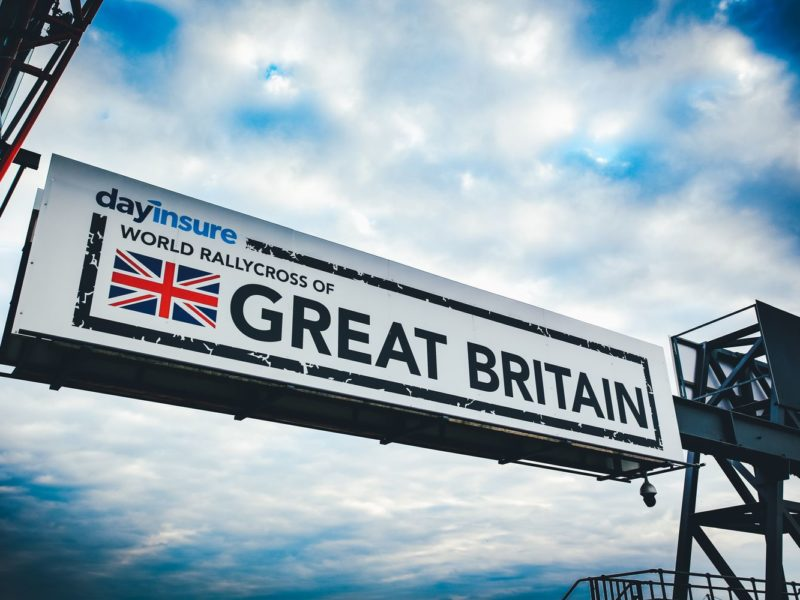 WORLD RX OF GREAT BRITAIN 2019