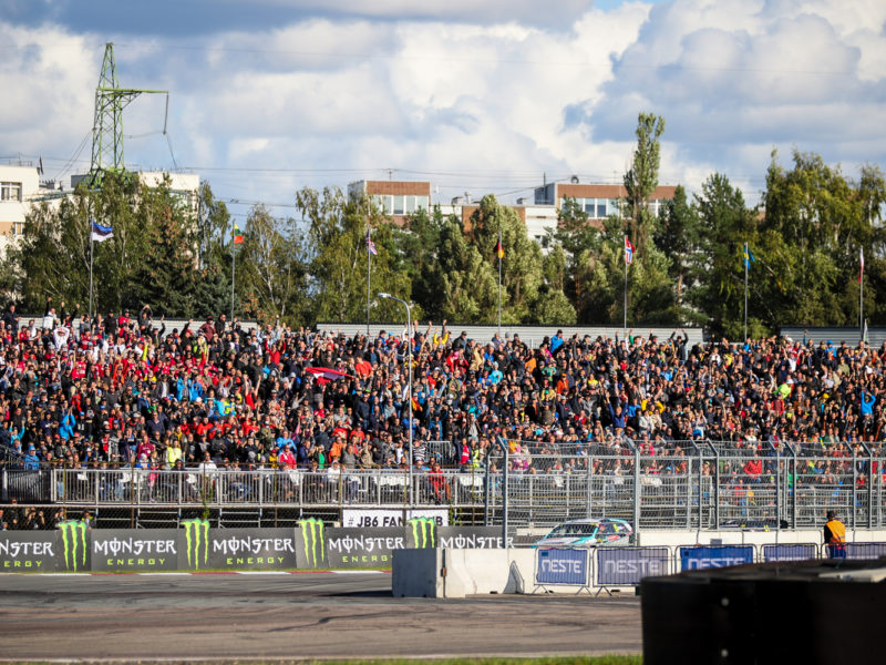 NESTE LATVIA RX 2019 // SATURDAY