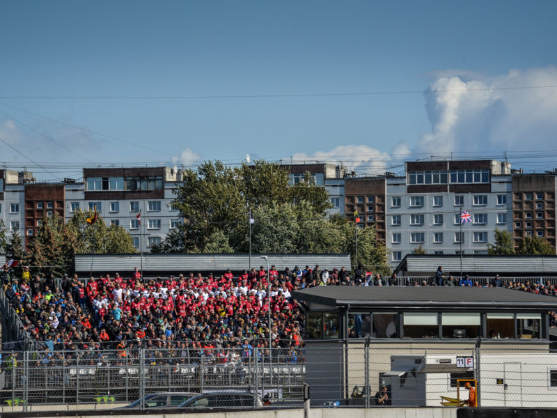 LATVIANS READY FOR PUSH ON DAY TWO OF NESTE WORLD RX OF LATVIA