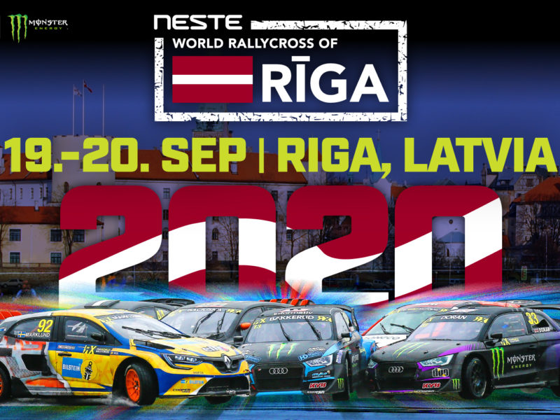 GET YOUR NESTE WORLD RX OF RIGA TICKET NOW