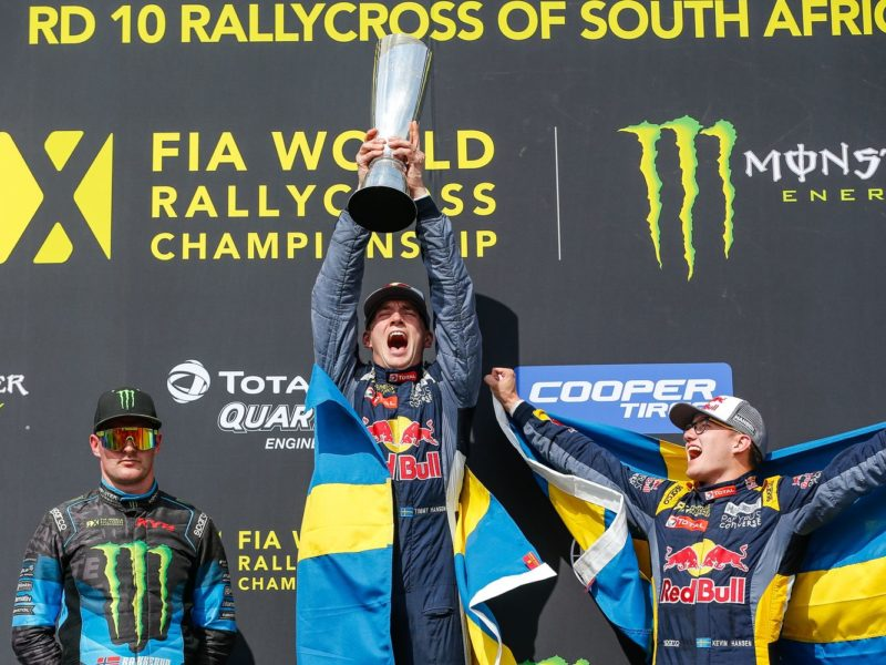 WORLD RX OF SOUTH AFRICA 2019