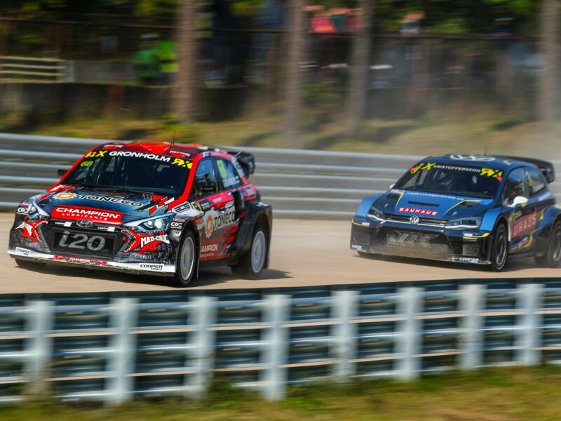 2021 WORLD RX OF RIGA-LATVIA BECOMES DOUBLE-HEADER EVENT