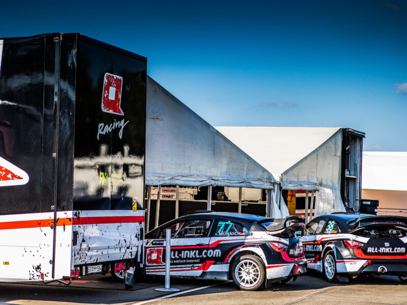 TWO-CAR WORLD RX ENTRY FOR ALL-INKL.COM MUENNICH MOTORSPORT IN 2022