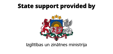 State support provided by Ministry of Education and Science